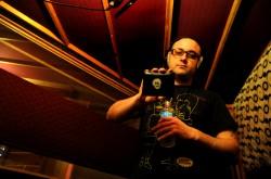 Vinnie 001 recording studio october 2013