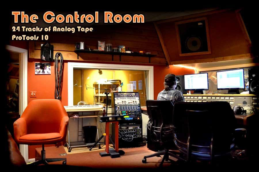 CONTROL ROOM - Crystall Recorders Studio Crystall Recorders